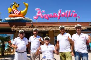 Aquafollie il parco acquatico di Caorle chiude la stagione estiva 2019