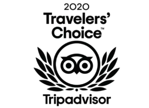 Premio Travellers' choice all'Aquafollie